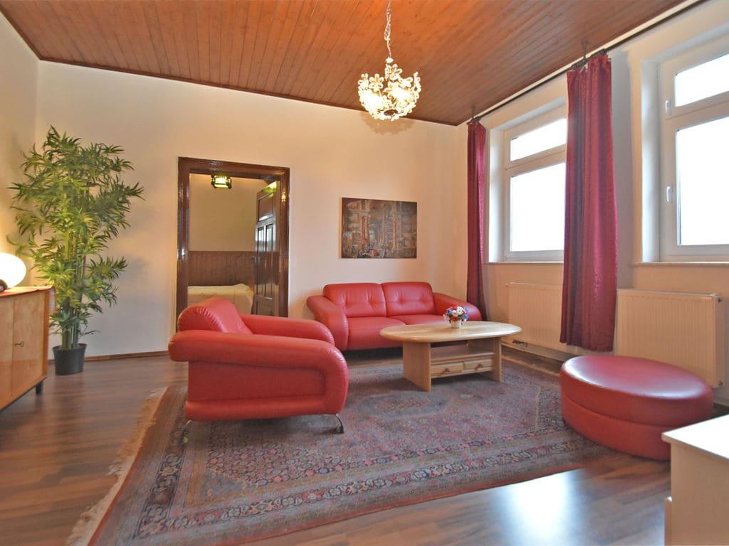 Ferienhaus Komfortable Villa mit Heimkino, Sauna und großem Garten nahe Erzgebirge (339129), Treuen, Vogtland (Sachsen), Sachsen, Deutschland, Bild 8
