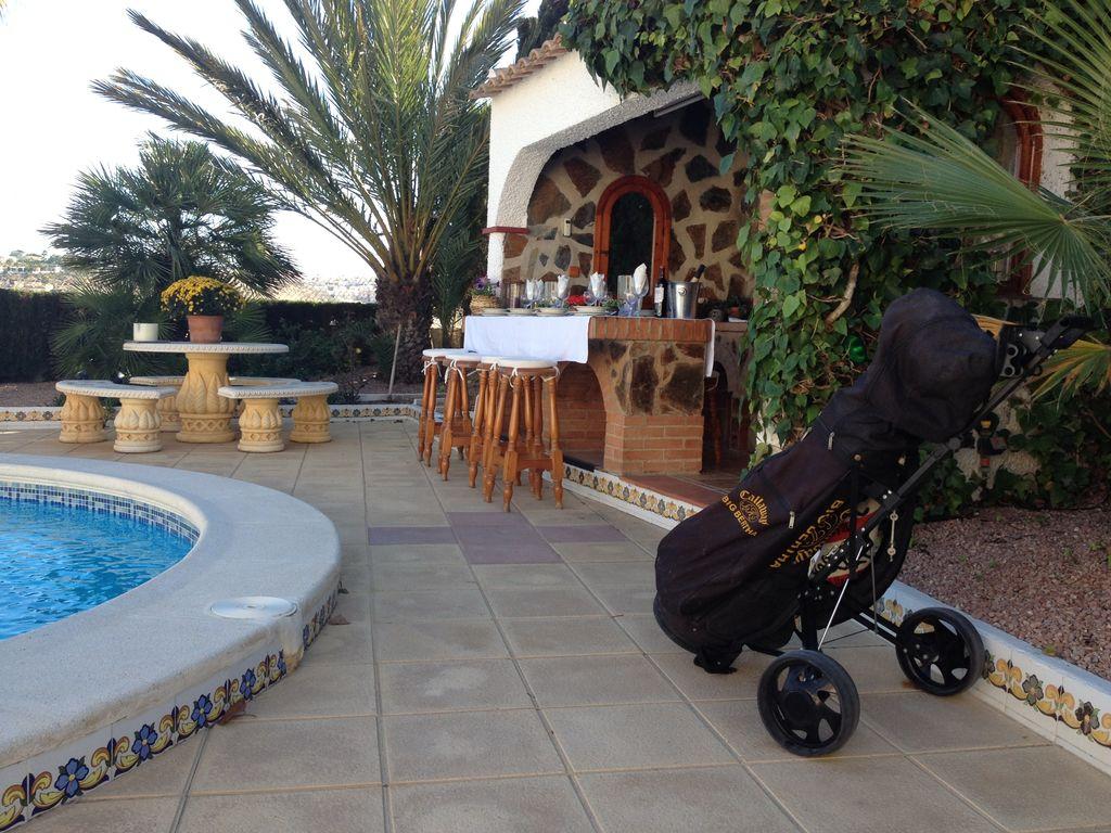 Ferienhaus Moderne Villa mit Swimmingpool in Rojales (342715), Rojales, Costa Blanca, Valencia, Spanien, Bild 3