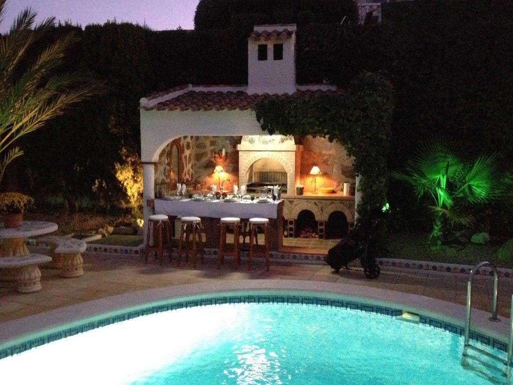 Ferienhaus Moderne Villa mit Swimmingpool in Rojales (342715), Rojales, Costa Blanca, Valencia, Spanien, Bild 4