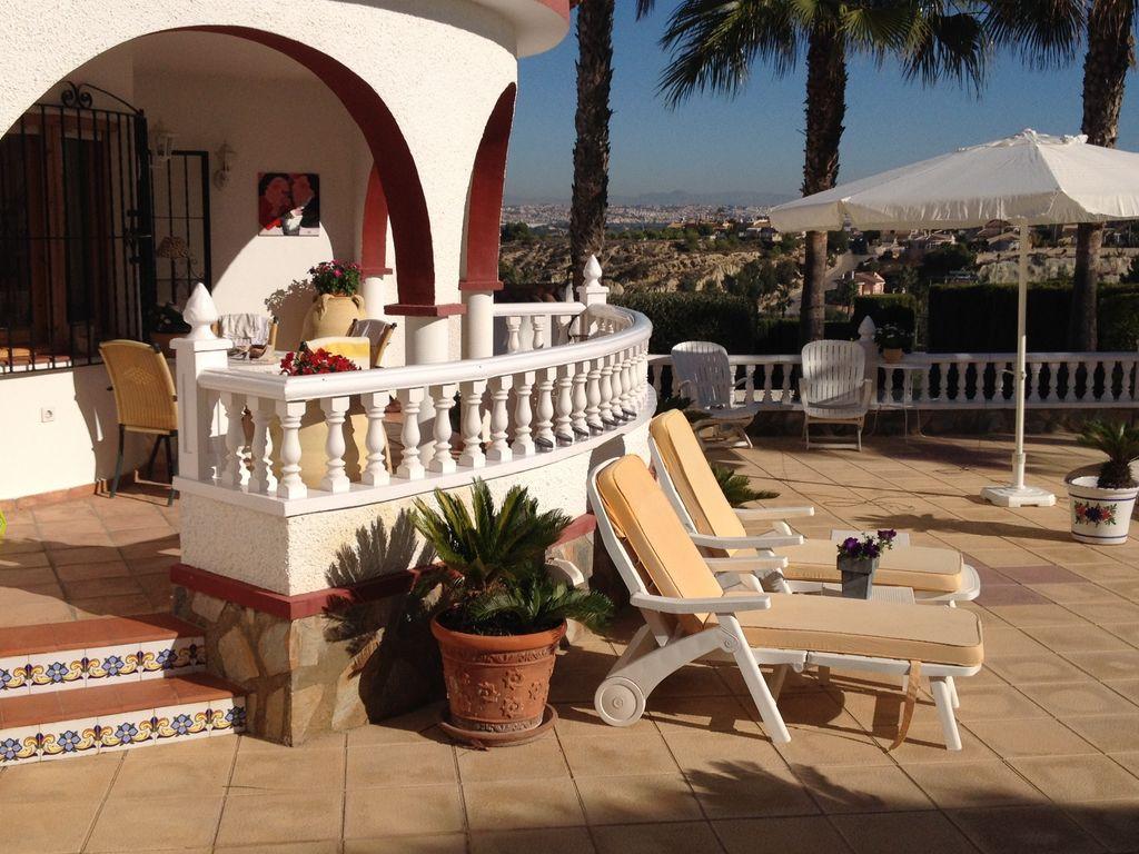 Ferienhaus Moderne Villa mit Swimmingpool in Rojales (342715), Rojales, Costa Blanca, Valencia, Spanien, Bild 26