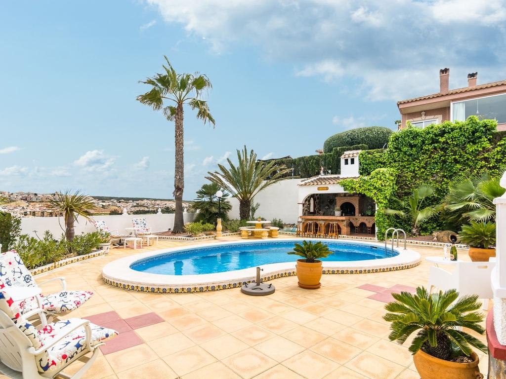 Ferienhaus Moderne Villa mit Swimmingpool in Rojales (342715), Rojales, Costa Blanca, Valencia, Spanien, Bild 5