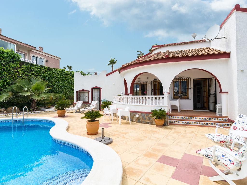 Ferienhaus Moderne Villa mit Swimmingpool in Rojales (342715), Rojales, Costa Blanca, Valencia, Spanien, Bild 2