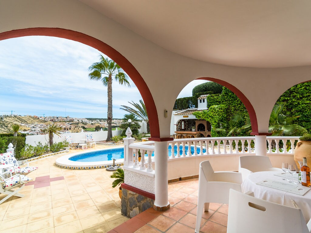 Ferienhaus Moderne Villa mit Swimmingpool in Rojales (342715), Rojales, Costa Blanca, Valencia, Spanien, Bild 23