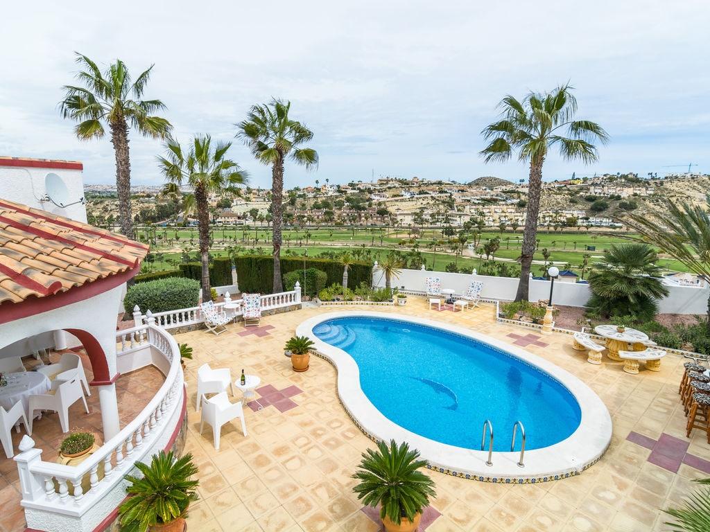 Ferienhaus Moderne Villa mit Swimmingpool in Rojales (342715), Rojales, Costa Blanca, Valencia, Spanien, Bild 6