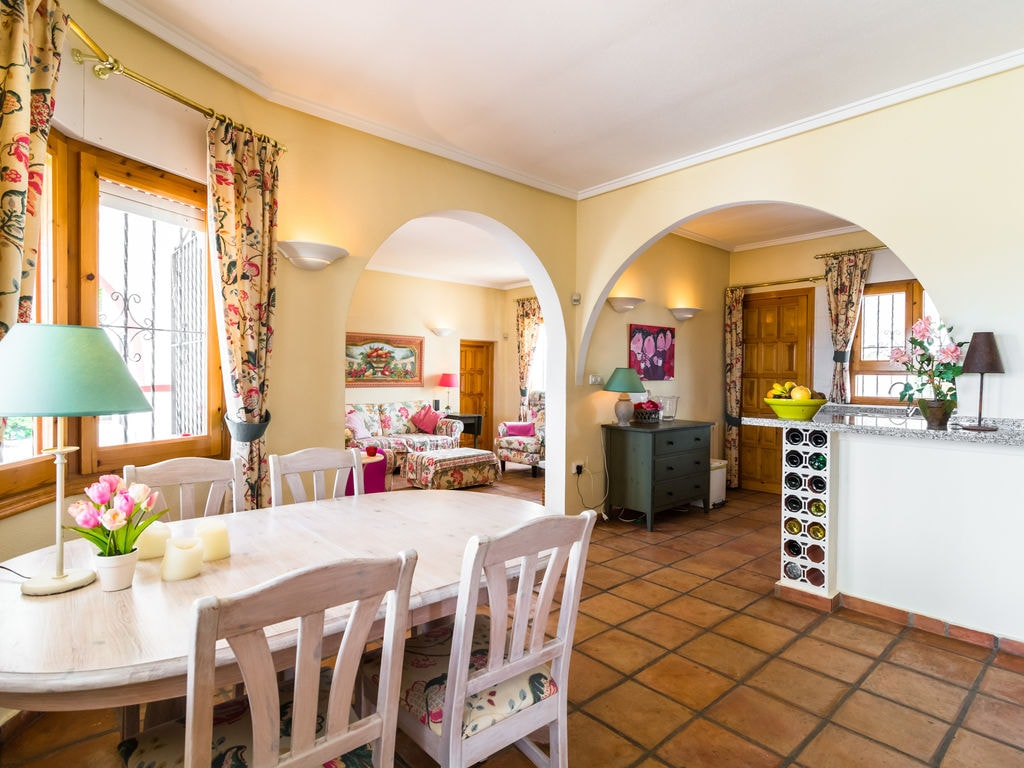 Ferienhaus Moderne Villa mit Swimmingpool in Rojales (342715), Rojales, Costa Blanca, Valencia, Spanien, Bild 12
