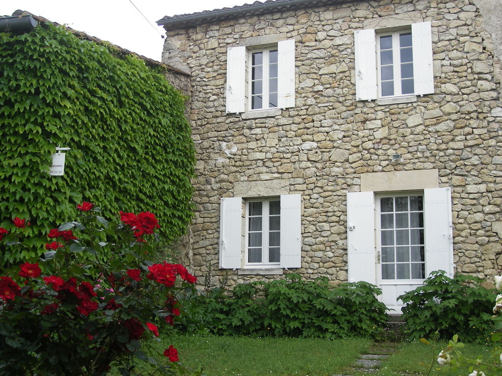 Maison de vacances Gîte avec piscine entouré de vignes (1404888), Lussac, Gironde, Aquitaine, France, image 35