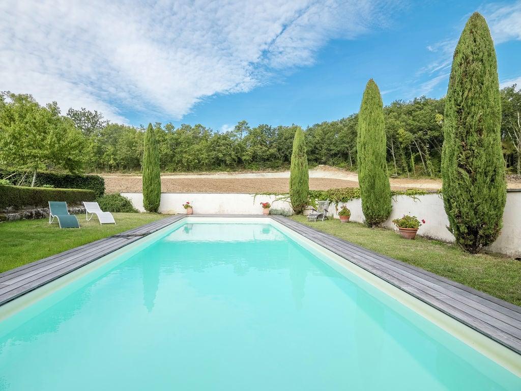 Maison de vacances Gîte avec piscine entouré de vignes (1404888), Lussac, Gironde, Aquitaine, France, image 1