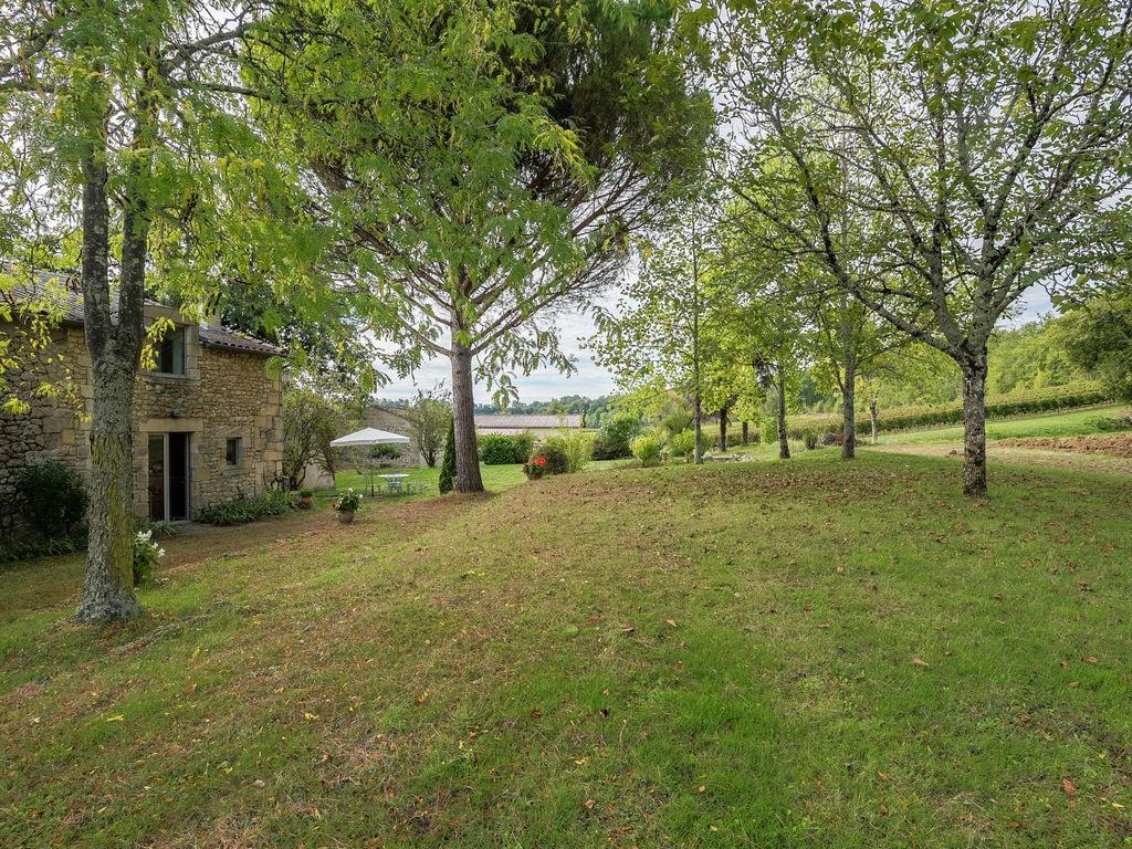 Maison de vacances Gîte avec piscine entouré de vignes (1404888), Lussac, Gironde, Aquitaine, France, image 23