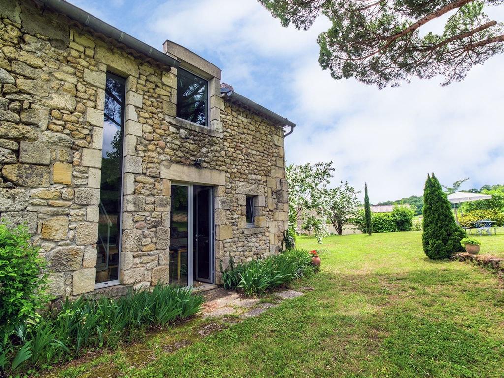 Maison de vacances Gîte avec piscine entouré de vignes (1404888), Lussac, Gironde, Aquitaine, France, image 3