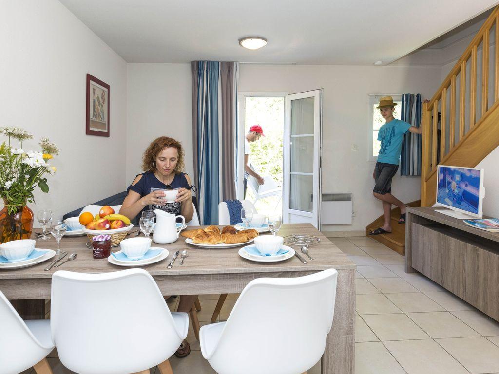 Ferienhaus Doppelhaushälfte in der schönen, historischen Bretagne (346134), Miniac Morvan, Ille-et-Vilaine, Bretagne, Frankreich, Bild 7