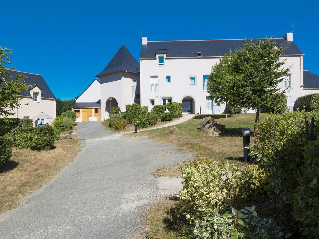 Ferienhaus Doppelhaushälfte in der schönen, historischen Bretagne (346134), Miniac Morvan, Ille-et-Vilaine, Bretagne, Frankreich, Bild 1