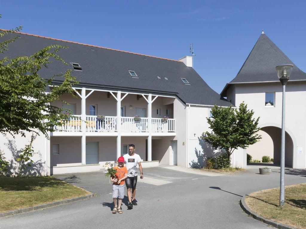 Ferienhaus Doppelhaushälfte in der schönen, historischen Bretagne (346134), Miniac Morvan, Ille-et-Vilaine, Bretagne, Frankreich, Bild 2