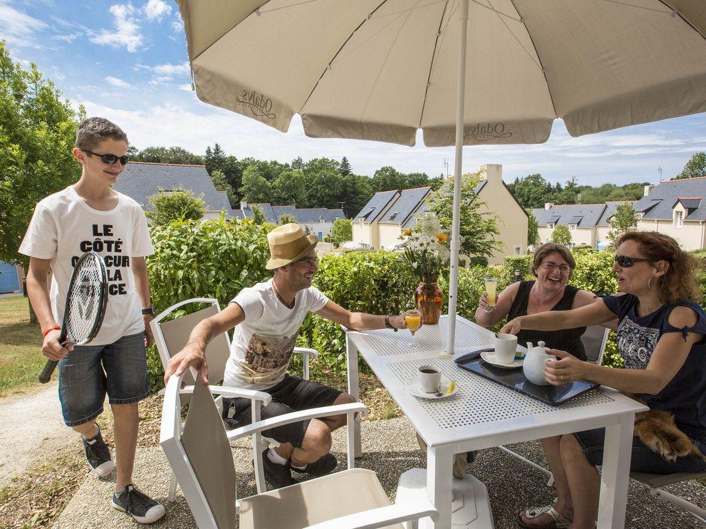 Ferienhaus Doppelhaushälfte in der schönen, historischen Bretagne (346134), Miniac Morvan, Ille-et-Vilaine, Bretagne, Frankreich, Bild 13