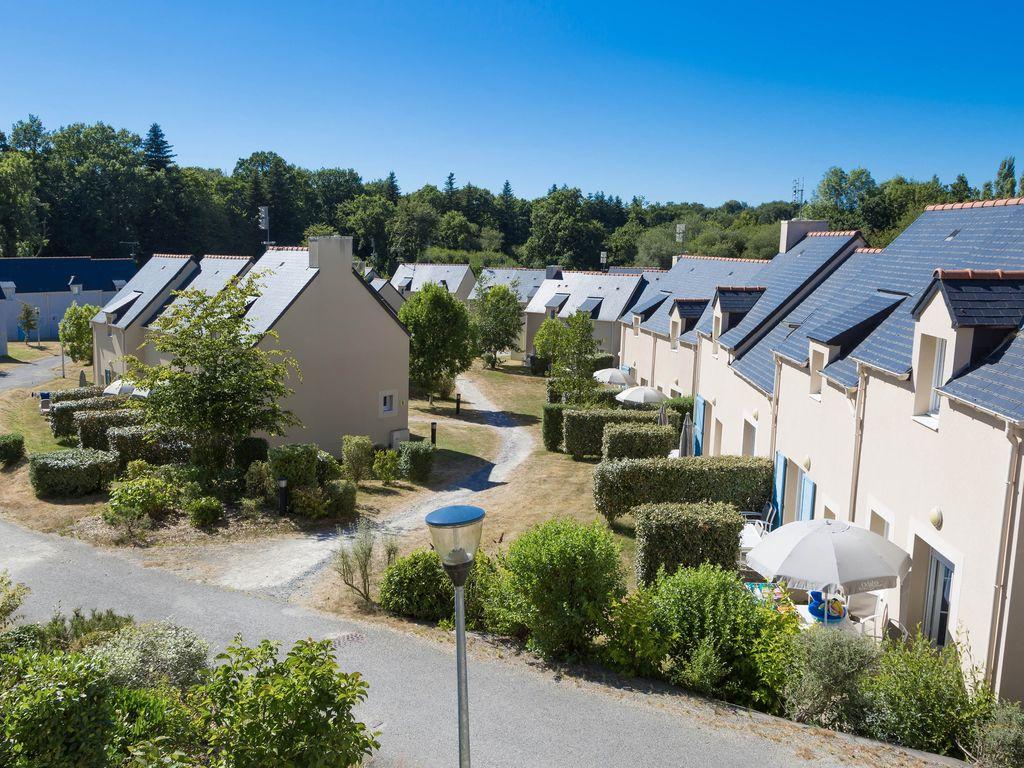 Ferienhaus Doppelhaushälfte in der schönen, historischen Bretagne (346134), Miniac Morvan, Ille-et-Vilaine, Bretagne, Frankreich, Bild 3