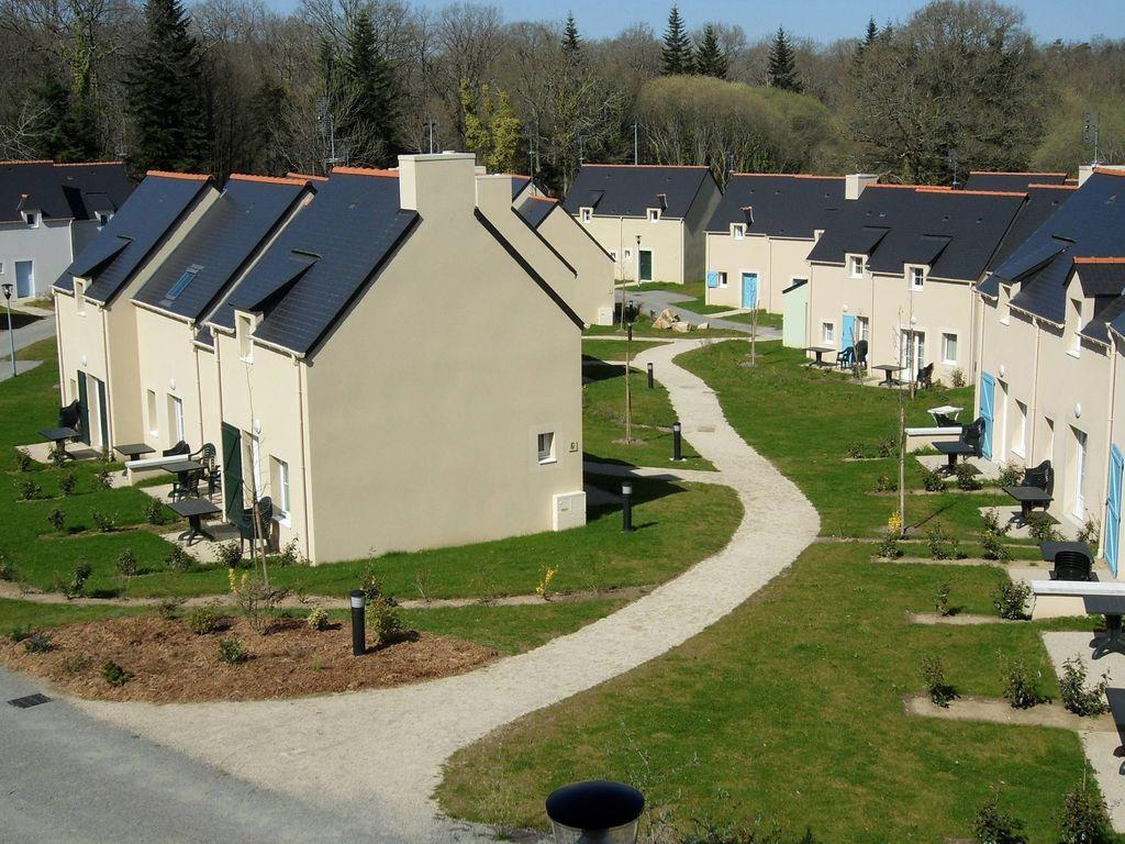 Ferienhaus Doppelhaushälfte in der schönen, historischen Bretagne (346137), Miniac Morvan, Ille-et-Vilaine, Bretagne, Frankreich, Bild 7
