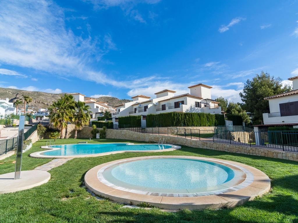 Ferienhaus Gemütliches Ferienhaus mit Sauna in Finestrat (343824), Finestrat, Costa Blanca, Valencia, Spanien, Bild 3