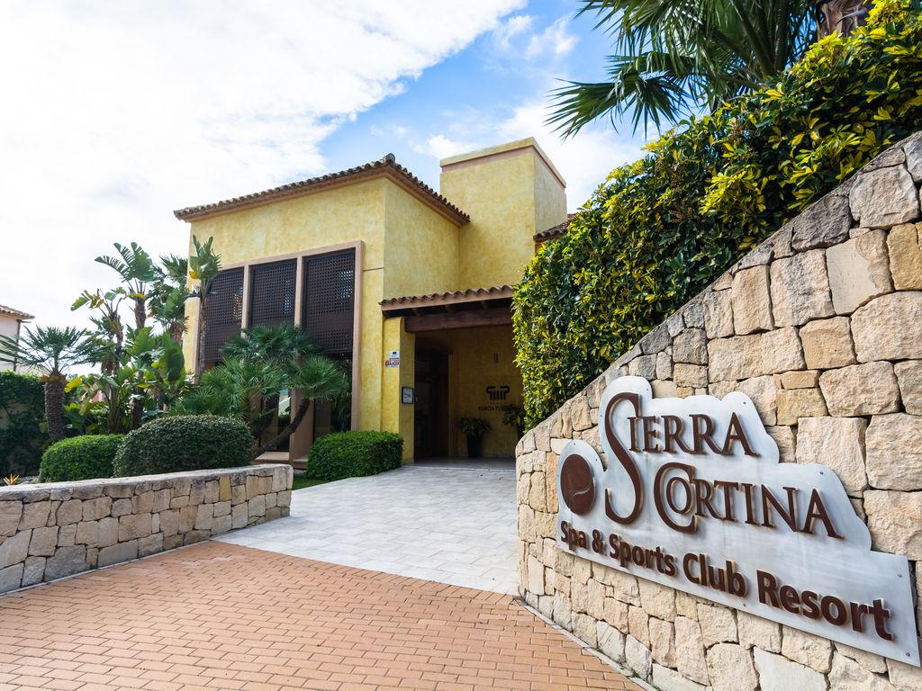 Ferienhaus Gemütliches Ferienhaus mit Sauna in Finestrat (343824), Finestrat, Costa Blanca, Valencia, Spanien, Bild 20
