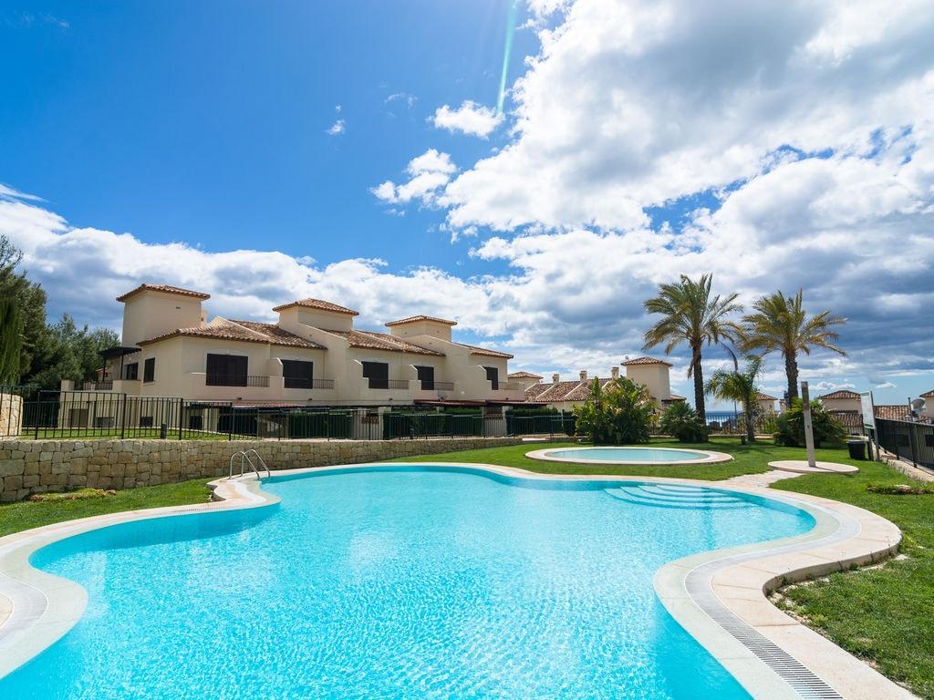 Ferienhaus Gemütliches Ferienhaus mit Sauna in Finestrat (343824), Finestrat, Costa Blanca, Valencia, Spanien, Bild 4