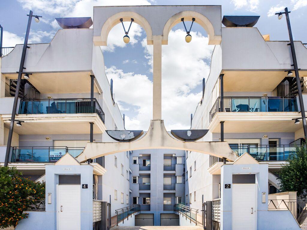 Ferienwohnung Schönes Appartement in Katalonien in Meeresnähe (343814), Amposta, Tarragona, Katalonien, Spanien, Bild 6