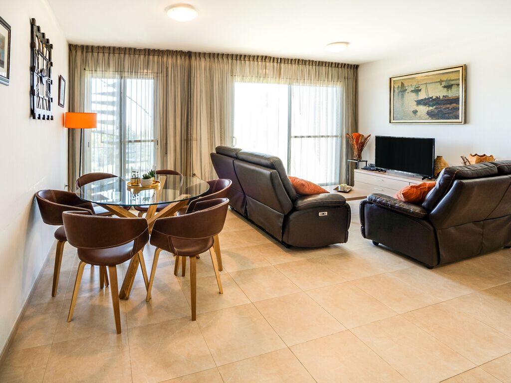 Ferienwohnung Gemütliches Appartement in L'Eucaliptus mit Swimmingpool (343836), Amposta, Tarragona, Katalonien, Spanien, Bild 10