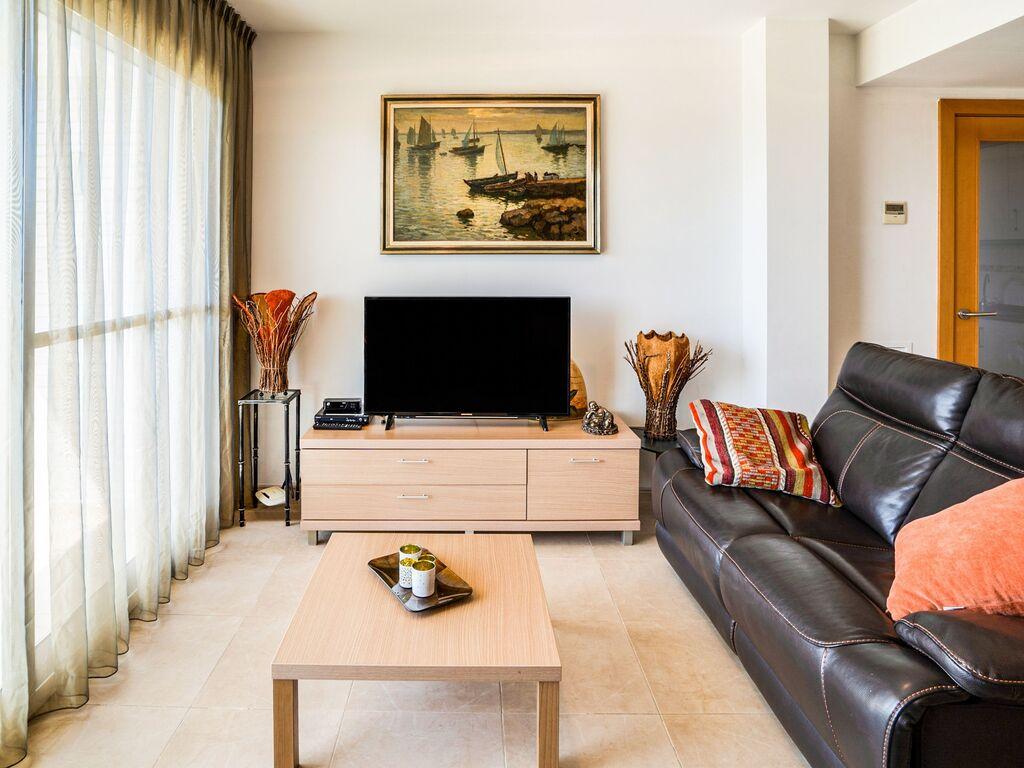 Ferienwohnung Gemütliches Appartement in L'Eucaliptus mit Swimmingpool (343836), Amposta, Tarragona, Katalonien, Spanien, Bild 11