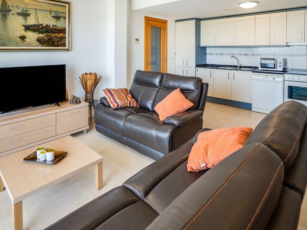 Ferienwohnung Gemütliches Appartement in L'Eucaliptus mit Swimmingpool (343836), Amposta, Tarragona, Katalonien, Spanien, Bild 12
