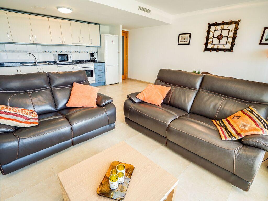 Ferienwohnung Gemütliches Appartement in L'Eucaliptus mit Swimmingpool (343836), Amposta, Tarragona, Katalonien, Spanien, Bild 13