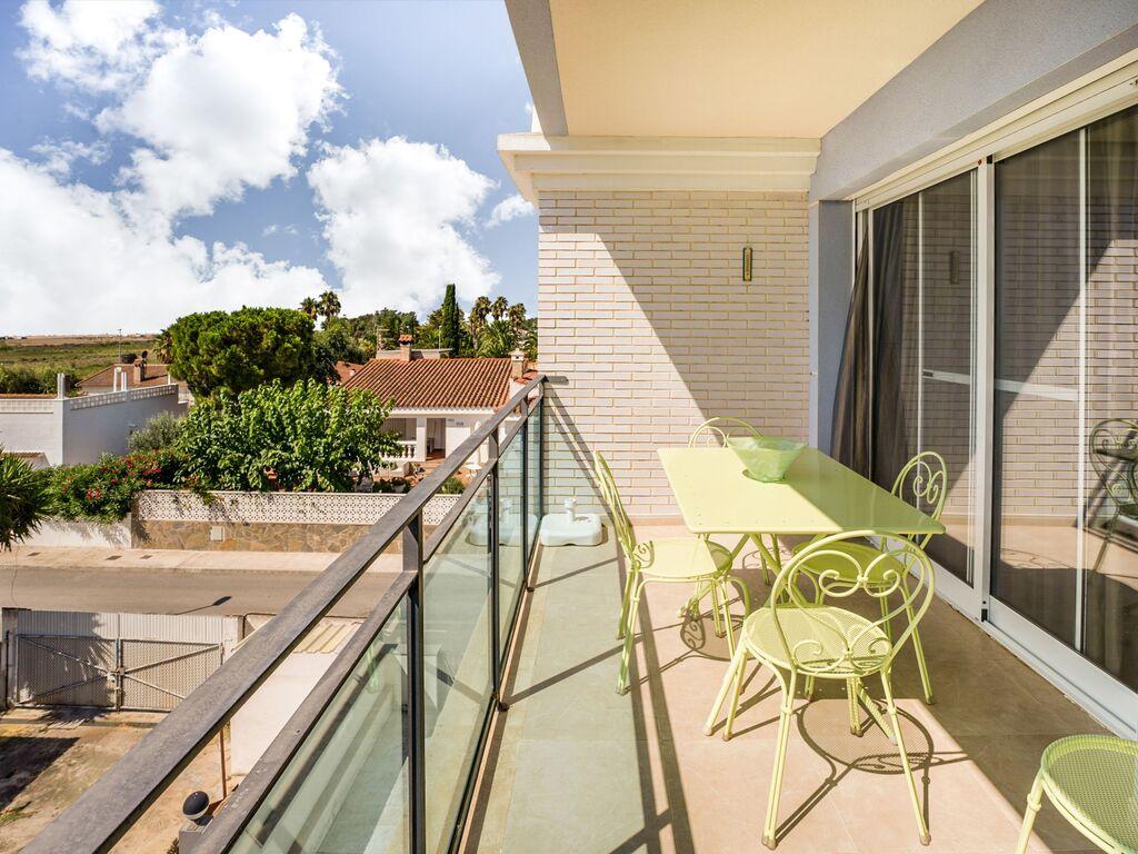 Ferienwohnung Gemütliches Appartement in L'Eucaliptus mit Swimmingpool (343836), Amposta, Tarragona, Katalonien, Spanien, Bild 29