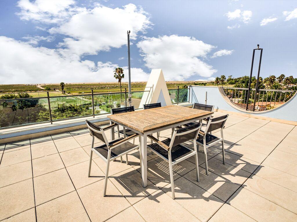 Ferienwohnung Gemütliches Appartement in L'Eucaliptus mit Swimmingpool (343836), Amposta, Tarragona, Katalonien, Spanien, Bild 5