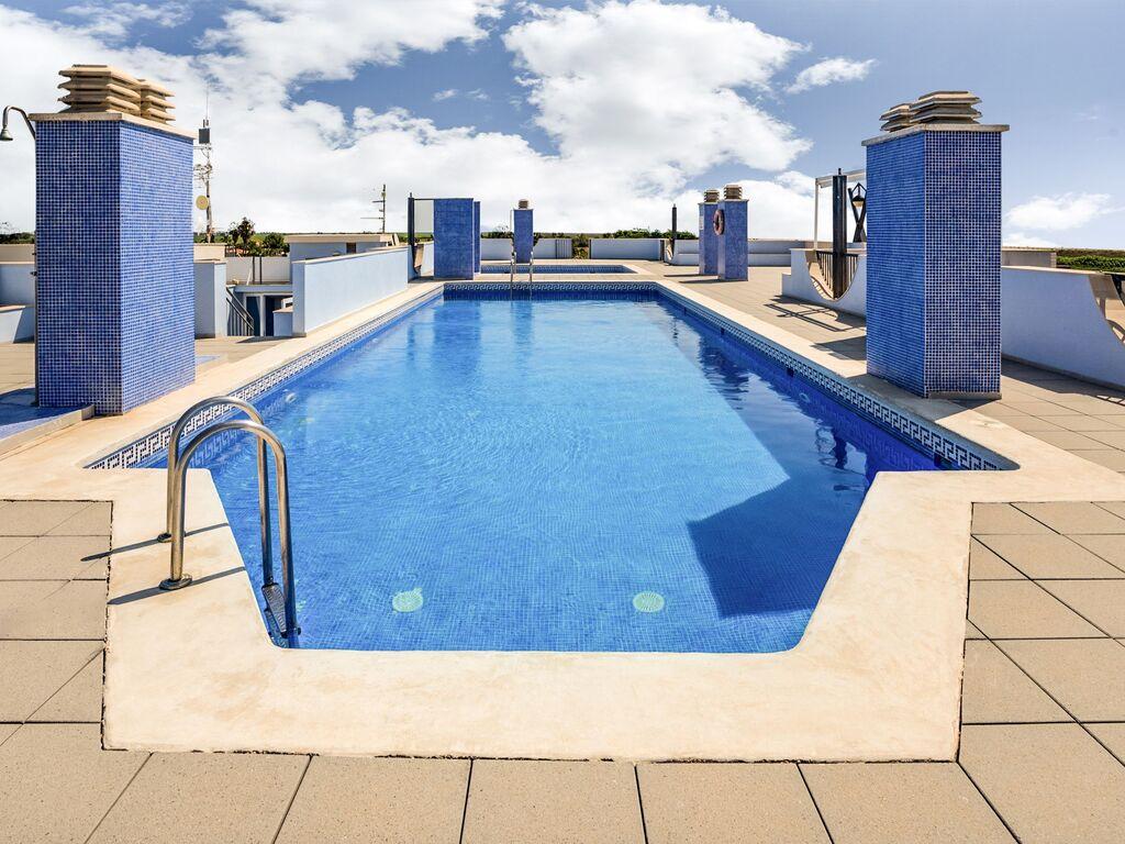 Ferienwohnung Gemütliches Appartement in L'Eucaliptus mit Swimmingpool (343836), Amposta, Tarragona, Katalonien, Spanien, Bild 1
