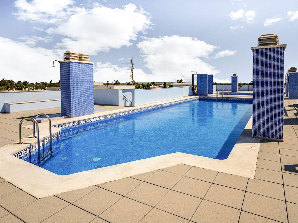 Ferienwohnung Gemütliches Appartement in L'Eucaliptus mit Swimmingpool (343836), Amposta, Tarragona, Katalonien, Spanien, Bild 8