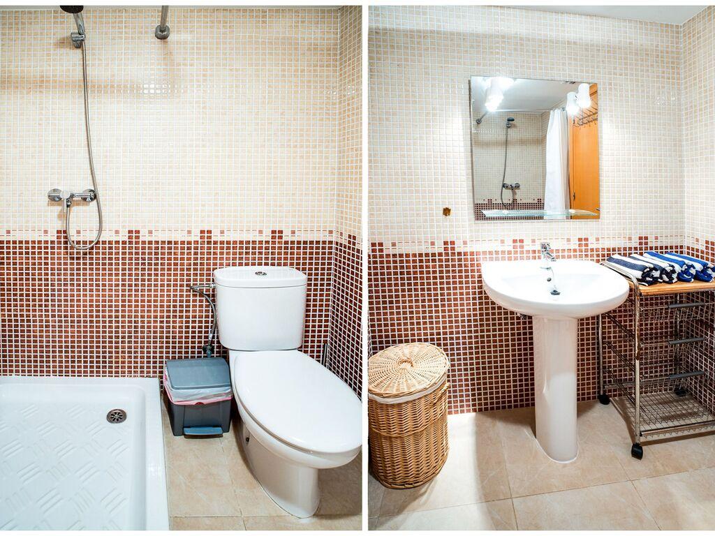 Ferienwohnung Gemütliches Appartement in L'Eucaliptus mit Swimmingpool (343836), Amposta, Tarragona, Katalonien, Spanien, Bild 28
