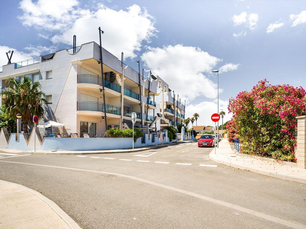 Ferienwohnung Gemütliches Appartement in L'Eucaliptus mit Swimmingpool (343836), Amposta, Tarragona, Katalonien, Spanien, Bild 7