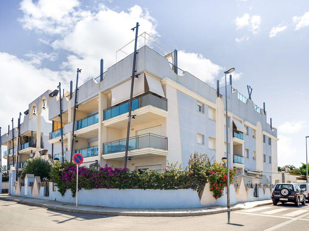 Ferienwohnung Gemütliches Appartement in L'Eucaliptus mit Swimmingpool (343836), Amposta, Tarragona, Katalonien, Spanien, Bild 2