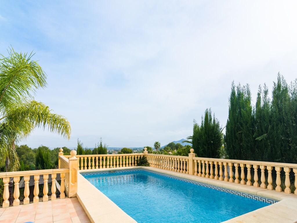 Ferienhaus Schöne Villa in Pedreguer mit Schwimmbad (346200), Pedreguer, Costa Blanca, Valencia, Spanien, Bild 1