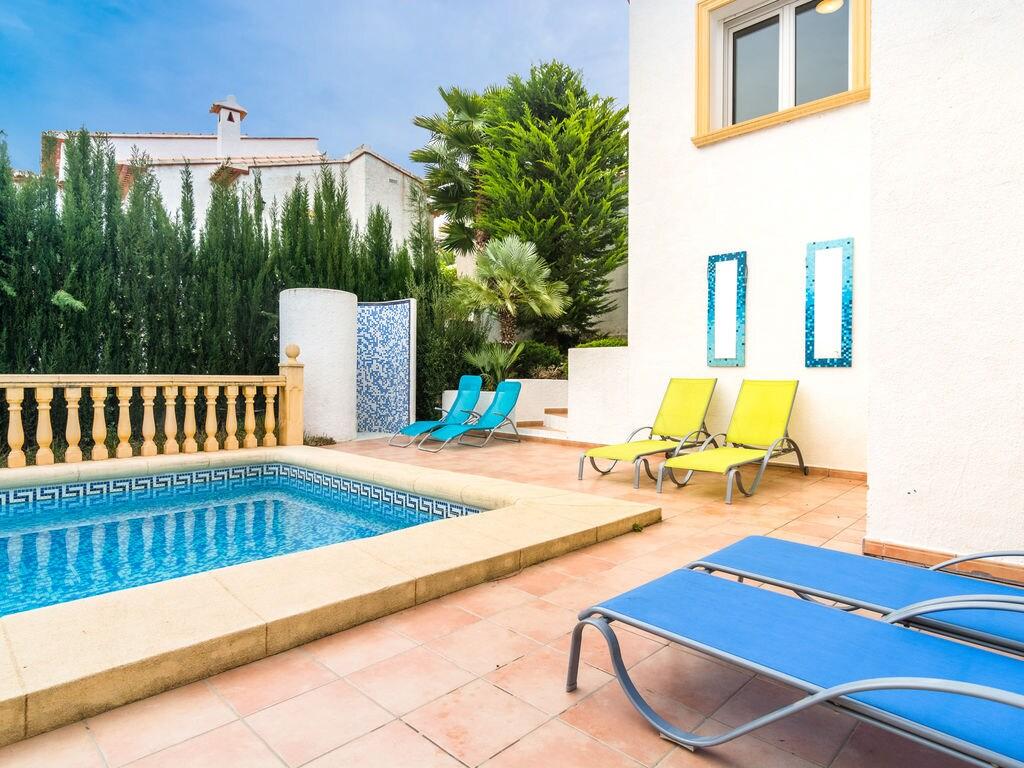 Ferienhaus Schöne Villa in Pedreguer mit Schwimmbad (346200), Pedreguer, Costa Blanca, Valencia, Spanien, Bild 23