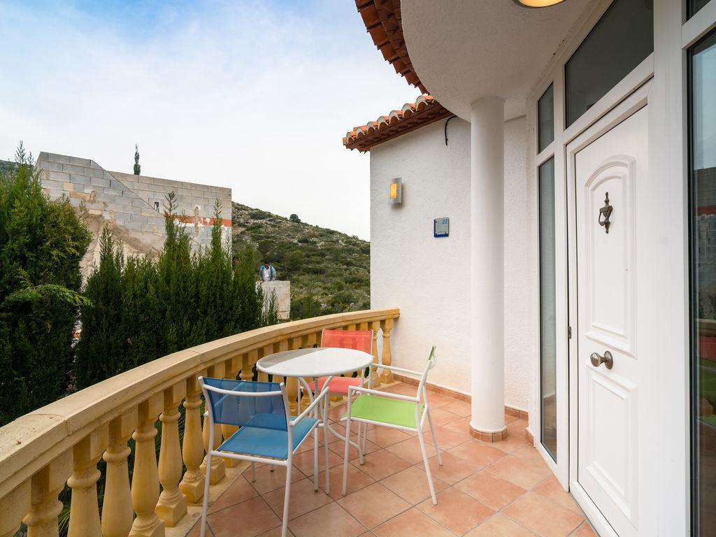 Ferienhaus Schöne Villa in Pedreguer mit Schwimmbad (346200), Pedreguer, Costa Blanca, Valencia, Spanien, Bild 15