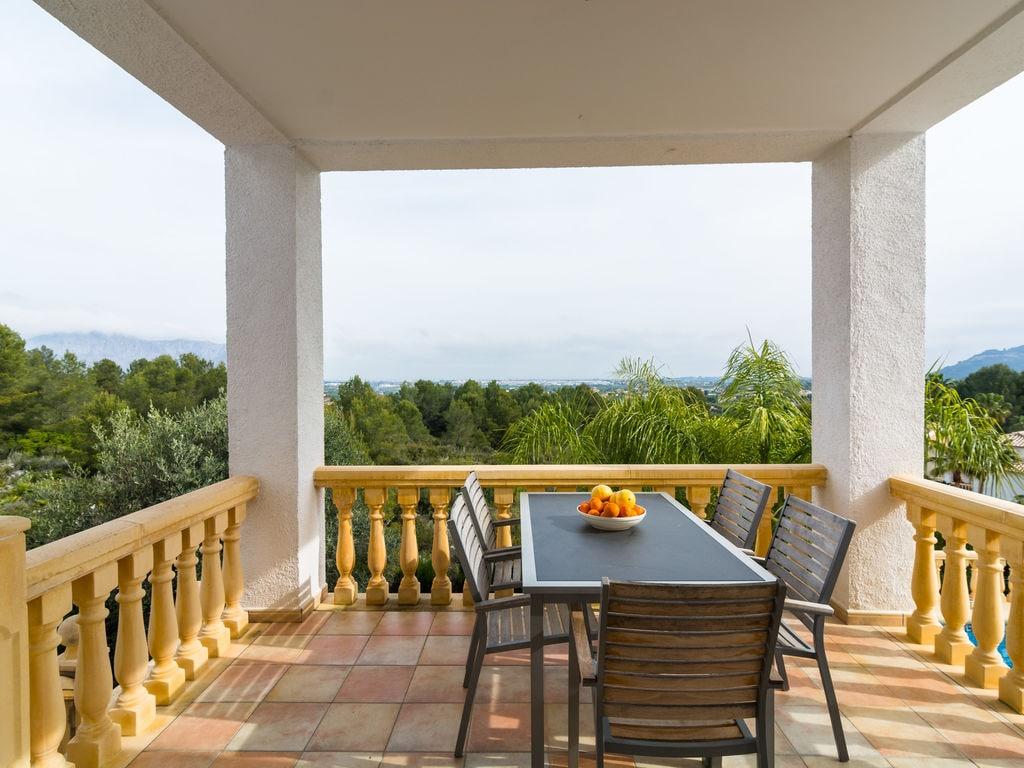 Ferienhaus Schöne Villa in Pedreguer mit Schwimmbad (346200), Pedreguer, Costa Blanca, Valencia, Spanien, Bild 14