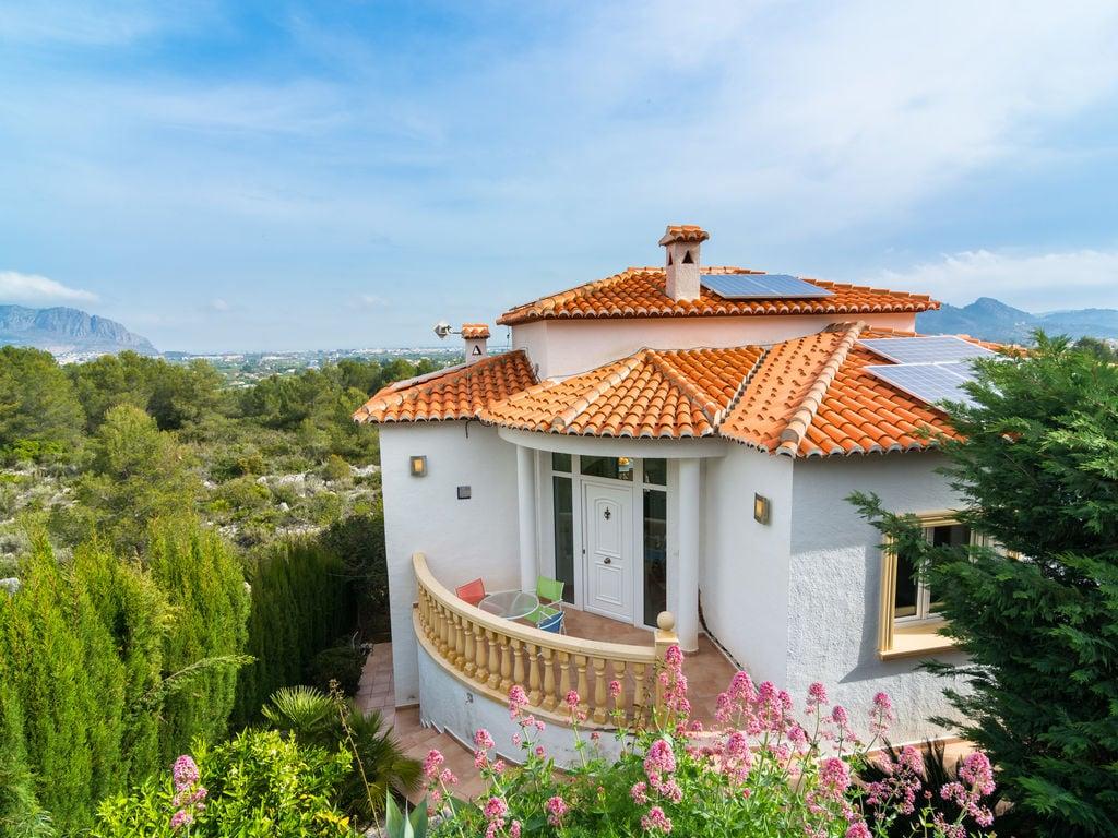 Ferienhaus Schöne Villa in Pedreguer mit Schwimmbad (346200), Pedreguer, Costa Blanca, Valencia, Spanien, Bild 22