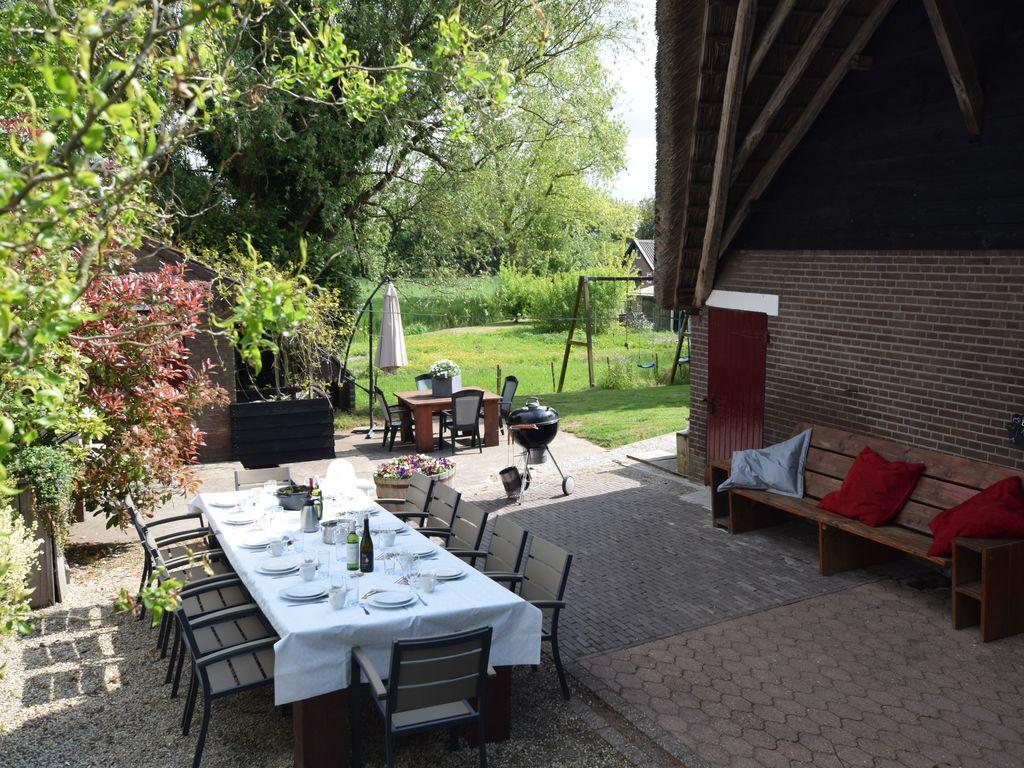Ferienhaus Idyllisches Bauernhaus in Oosterwijk nahe dem Fluss (344675), Oosterwijk, , Südholland, Niederlande, Bild 5