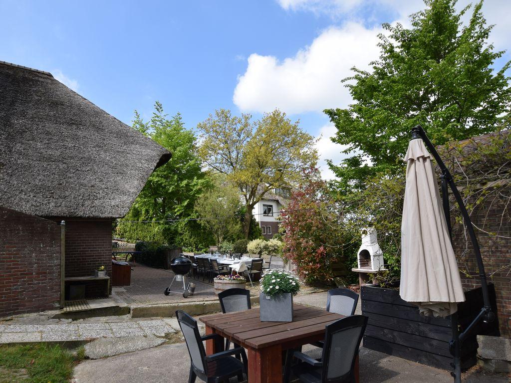 Ferienhaus Idyllisches Bauernhaus in Oosterwijk nahe dem Fluss (344675), Oosterwijk, , Südholland, Niederlande, Bild 32