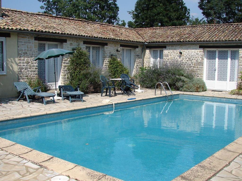 Ferienhaus Gemütliches Ferienhaus in Souvigné mit privatem Pool (359353), La Mothe St Héray, Deux-Sèvres, Poitou-Charentes, Frankreich, Bild 5