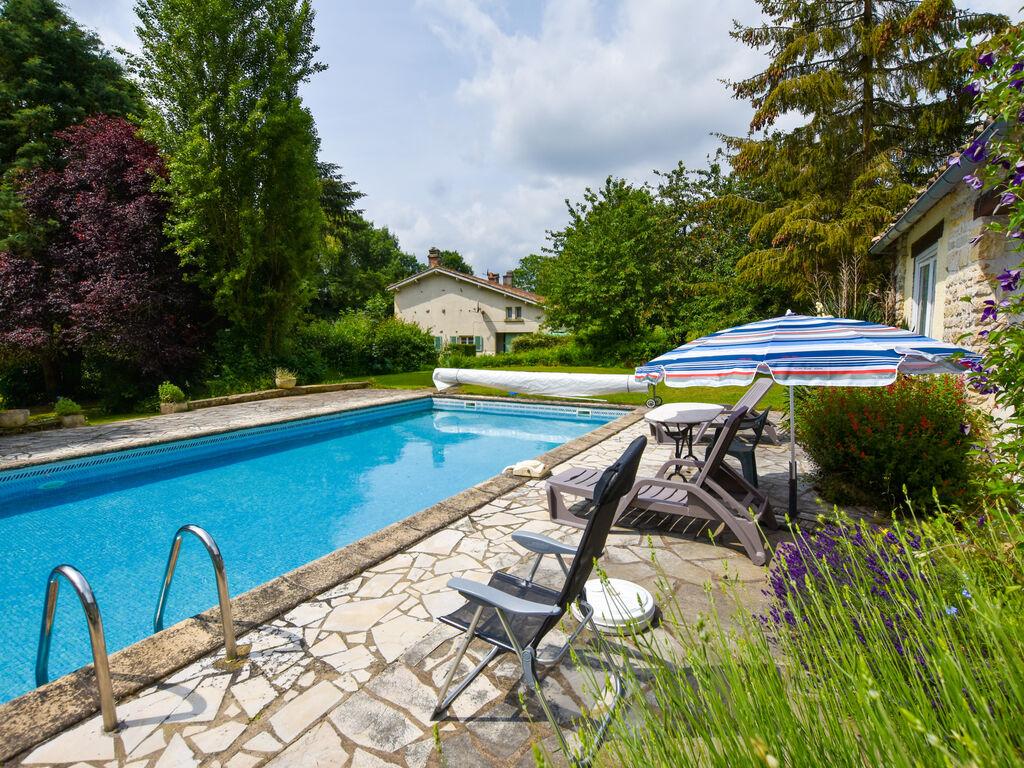 Ferienhaus Gemütliches Ferienhaus in Souvigné mit privatem Pool (359353), La Mothe St Héray, Deux-Sèvres, Poitou-Charentes, Frankreich, Bild 6