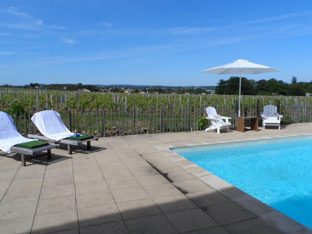Ferienhaus Vintage-Bauernhof mit Pool in Vinzelles (357099), Crêches sur Saône, Saône-et-Loire, Burgund, Frankreich, Bild 28