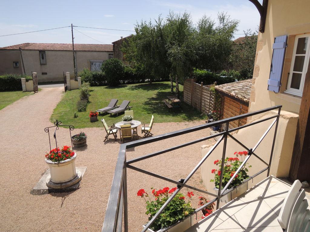 Ferienhaus Vintage-Bauernhof mit Pool in Vinzelles (357099), Crêches sur Saône, Saône-et-Loire, Burgund, Frankreich, Bild 7