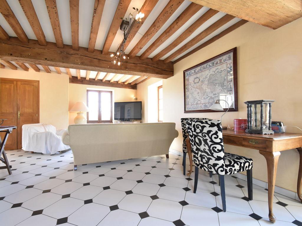 Ferienhaus La Côte des Blancs 8 pers (357099), Crêches sur Saône, Saône-et-Loire, Burgund, Frankreich, Bild 10