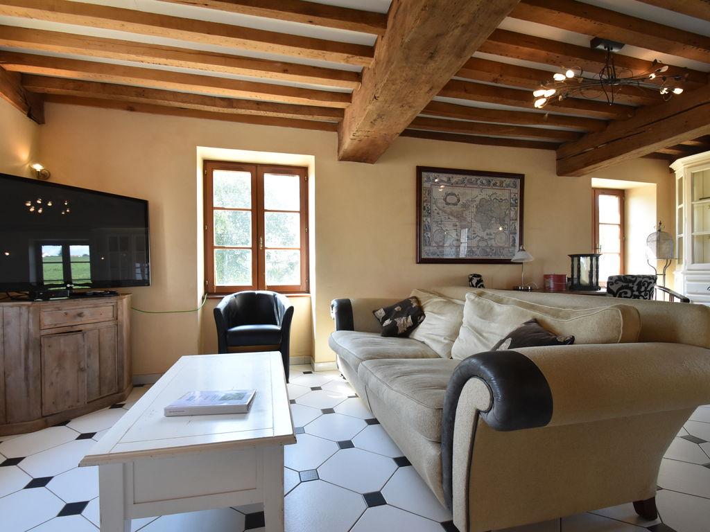 Ferienhaus La Côte des Blancs 8 pers (357099), Crêches sur Saône, Saône-et-Loire, Burgund, Frankreich, Bild 11