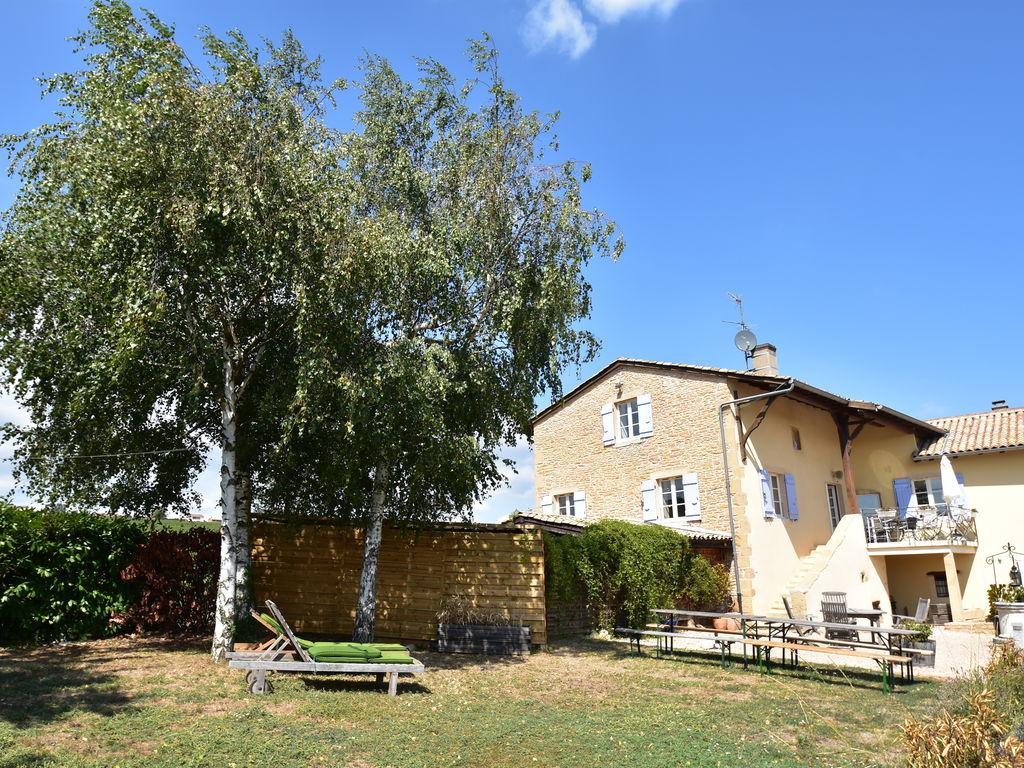 Ferienhaus La Côte des Blancs 8 pers (357099), Crêches sur Saône, Saône-et-Loire, Burgund, Frankreich, Bild 4