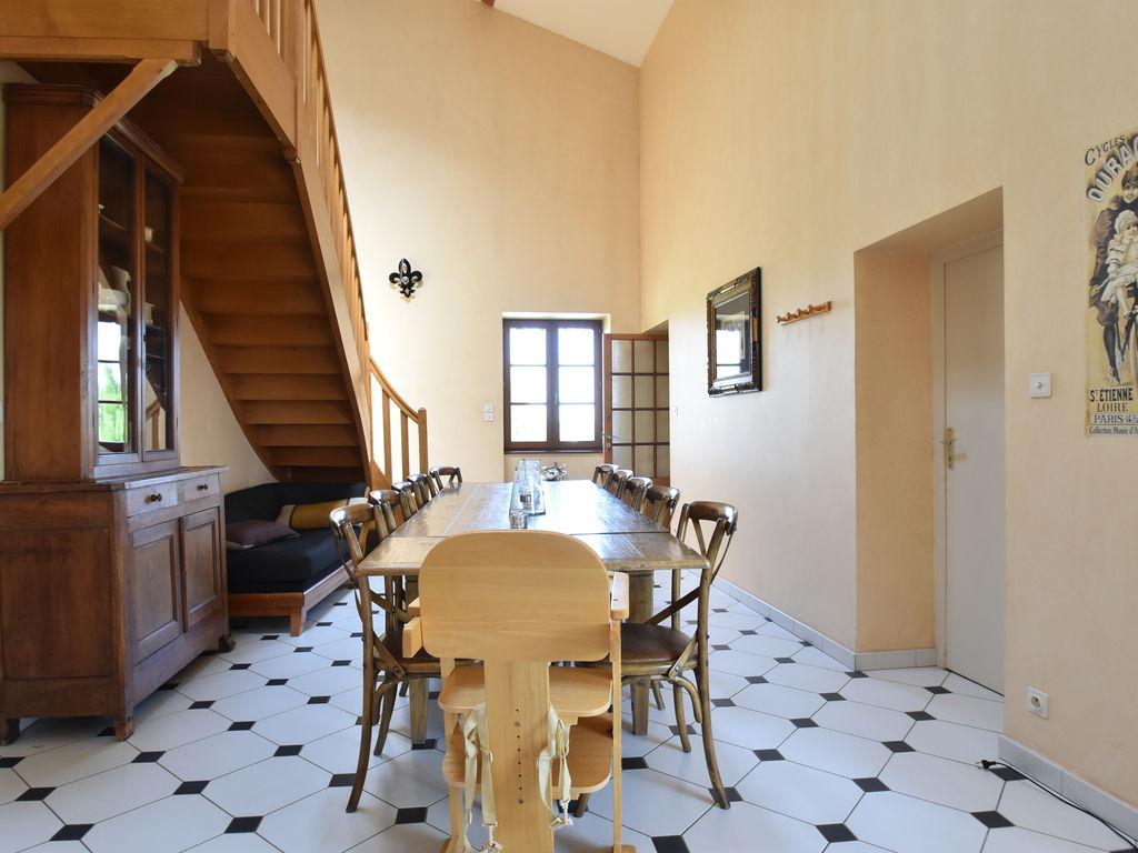 Ferienhaus La Côte des Blancs 8 pers (357099), Crêches sur Saône, Saône-et-Loire, Burgund, Frankreich, Bild 13