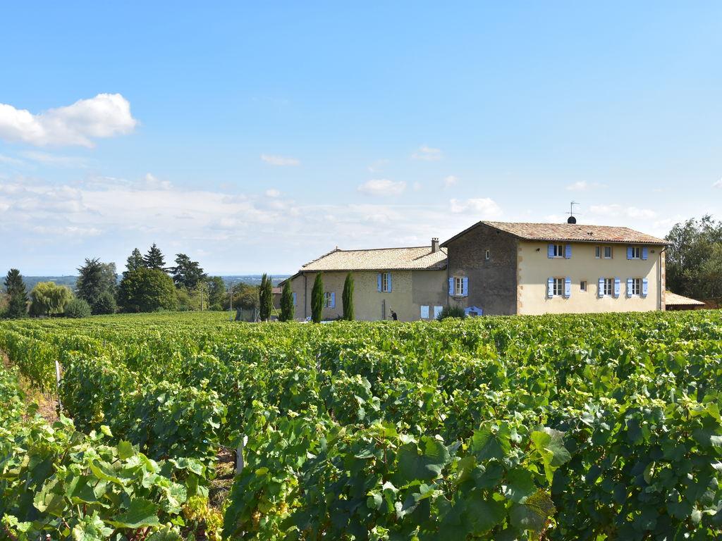 Ferienhaus Vintage-Bauernhof mit Pool in Vinzelles (357099), Crêches sur Saône, Saône-et-Loire, Burgund, Frankreich, Bild 29